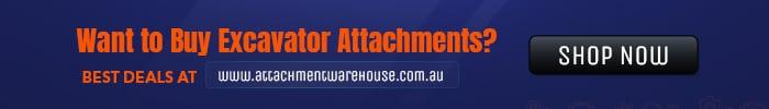 Min Excavator Tweed Heads - Attachments Partner