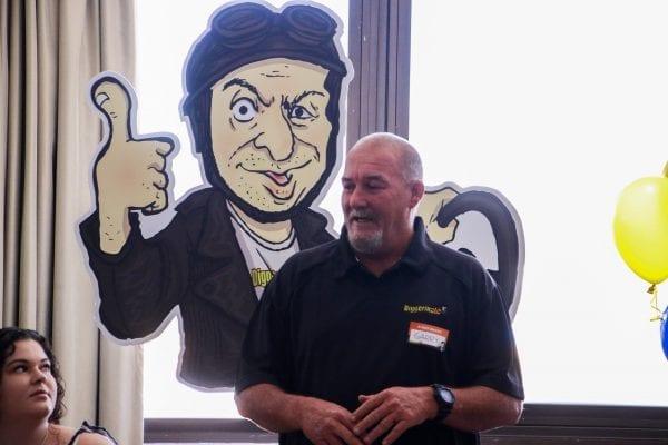 Diggermate Gympie Operator Garry Wilson