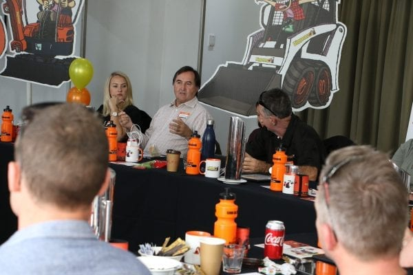 Diggermate Conference Open Forum with Murray