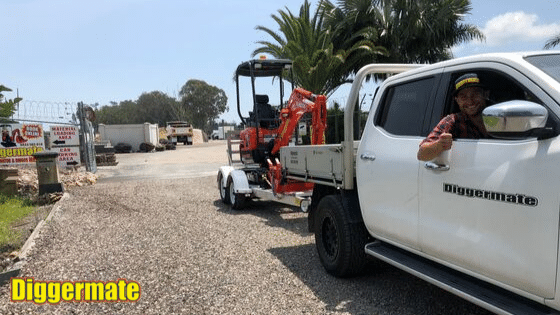 Mini Excavator Franchise - Do you have an hour or two each morning?