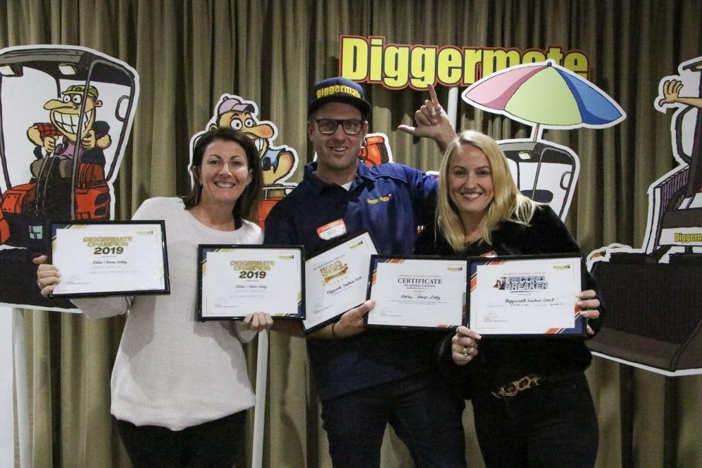 Diggermate Sunshine Coast Owner